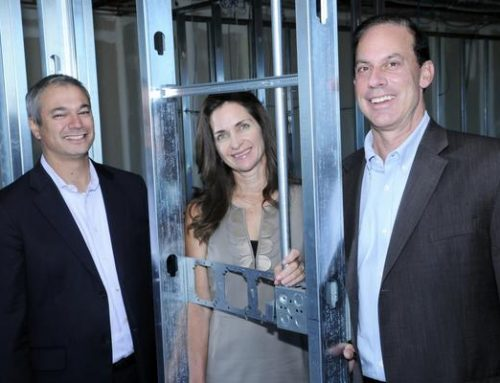 Delfino Madden partners share success in new firm