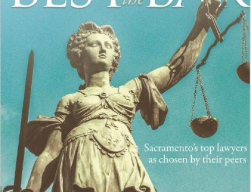 Delfino Madden Partners Named Best of the Bar by Sacramento Business Journal