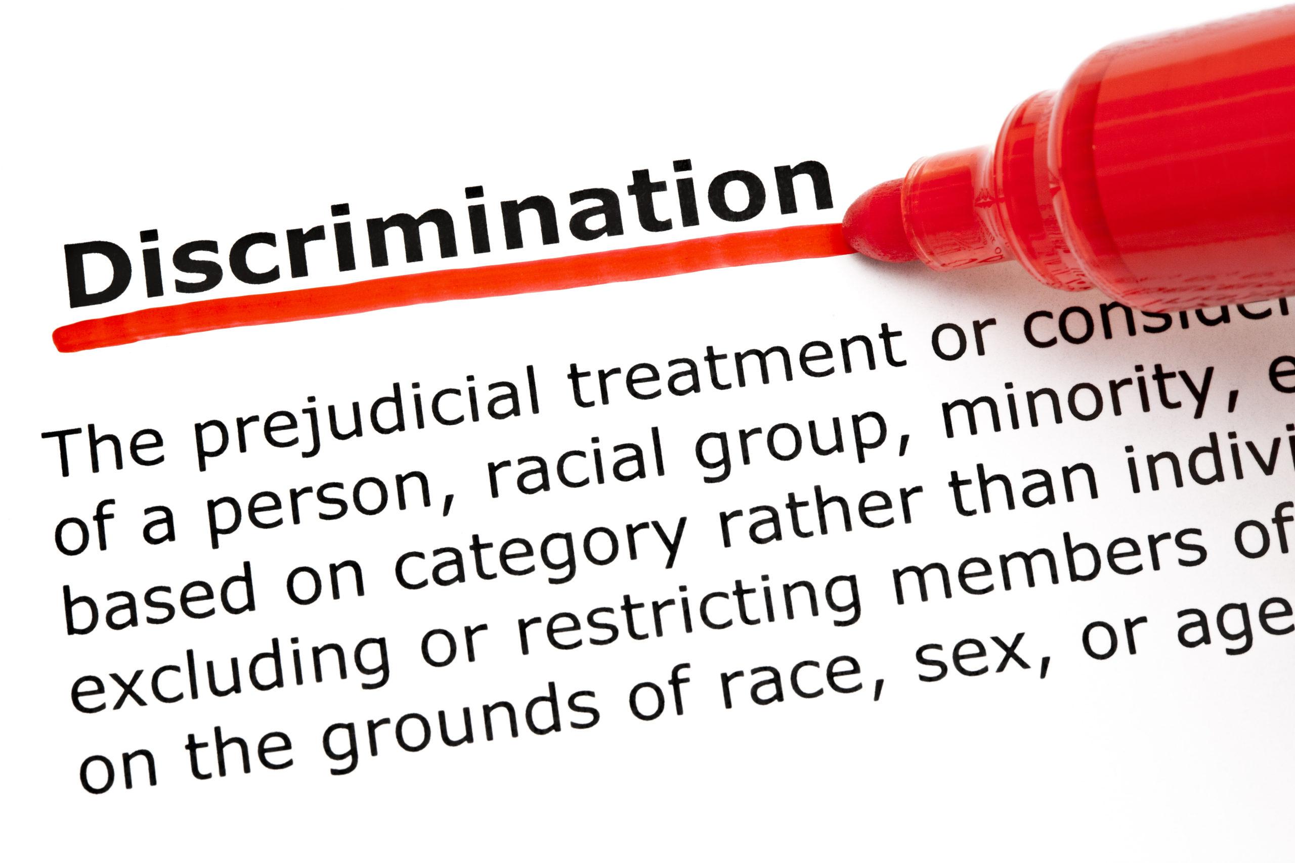 Delfino Madden | discrimination in employment law