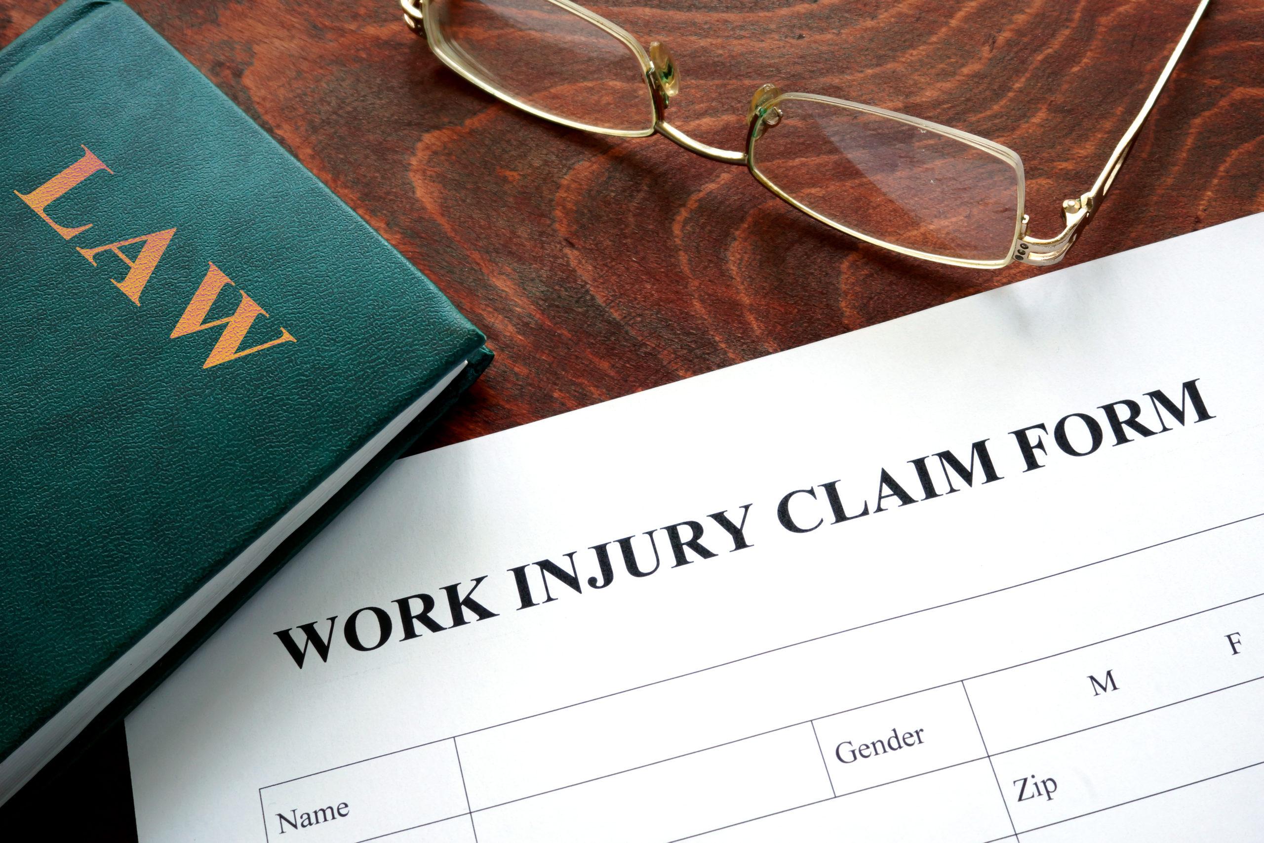 Delfino Madden | work injury employment law