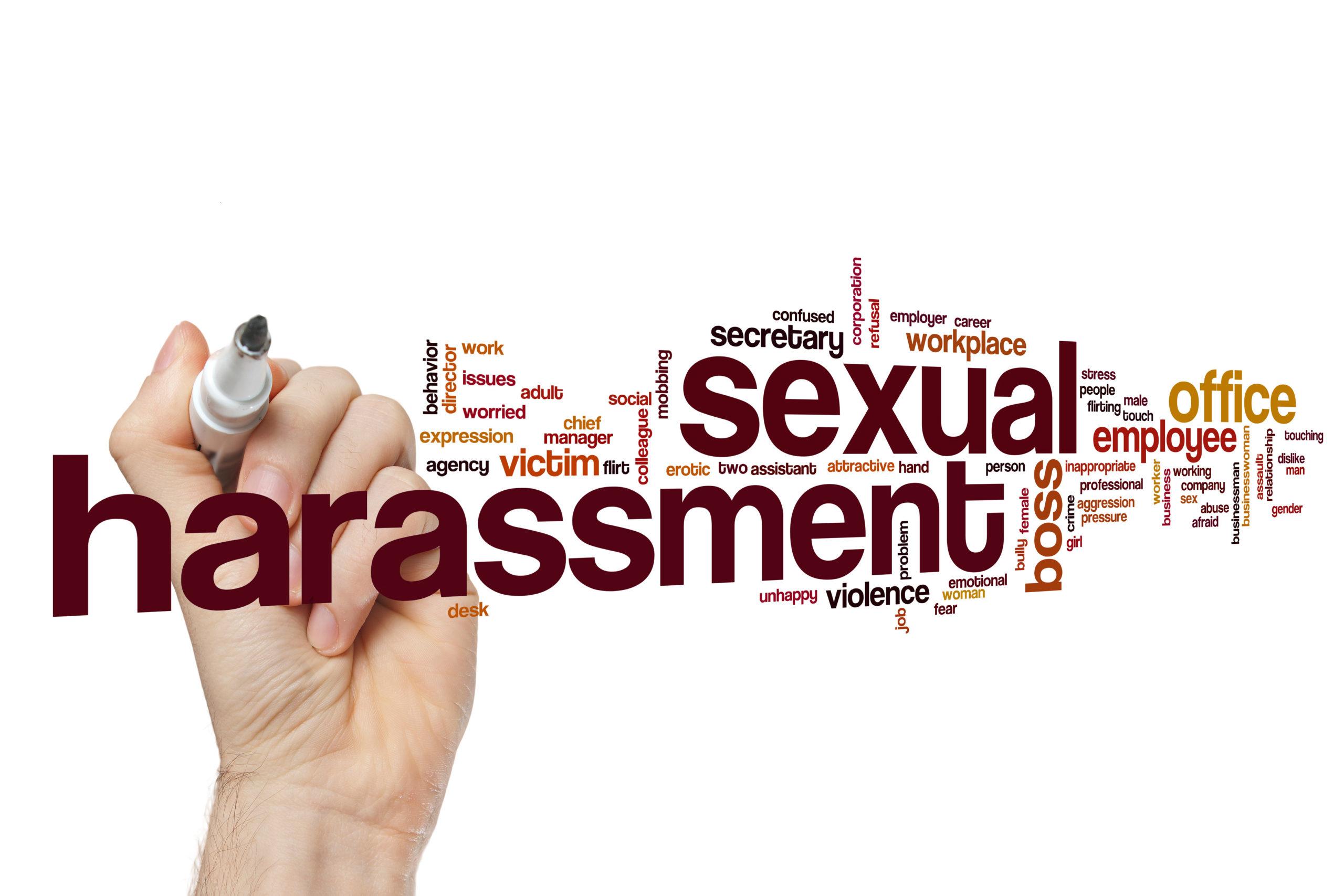 Delfino Madden | sexual harrassment